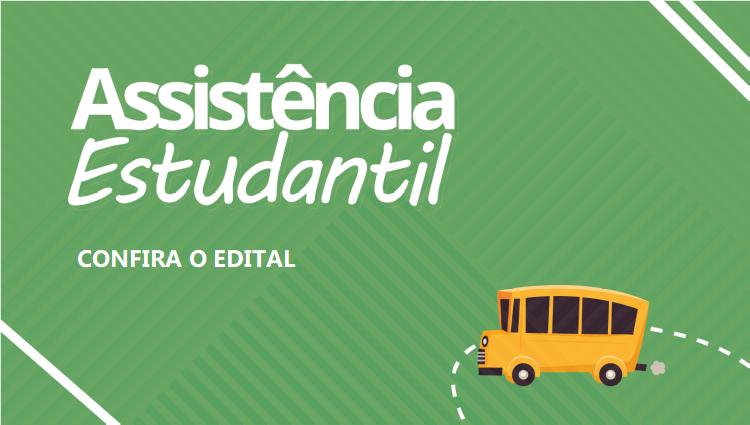 Edital de Assistência Estudantil 2020