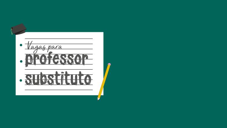 Edital 03/2019 - Multicampi - Professores Substitutos